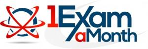 Logo - 1ExamAMonth