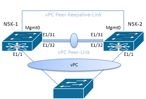 virtual port channels