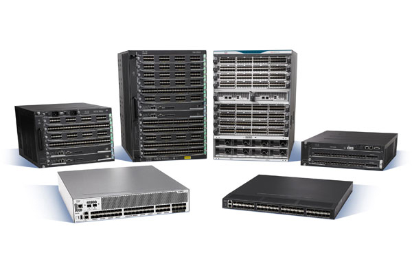 Fibre Channel Port Types