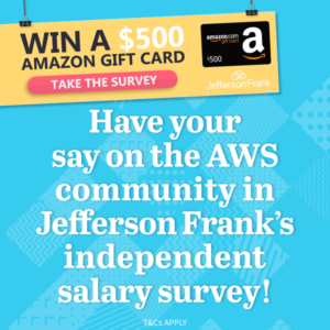 aws salary survey